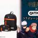 バンダイ、TVアニメ『呪術廻戦』と『OUTDOOR PRODUCTS』のコラボレーションアイテムを発売決定
