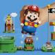レゴジャパン、「スーパーマリオ」とのコラボ新商品「レゴ スーパーマリオ」を年内発売! マリオがレゴになって現実の世界に飛び出す