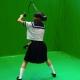 忍術や剣術など本格アクションをVRで! 動画でも紹介…爽快感抜群のVRコンテンツが目白押しだった「Unity VR EXPO AKIBA」取材(後編)