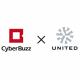 ユナイテッド、Instagramを中心としたインフルエンサー広告事業「NINARY」などを運営するサイバー・バズに出資