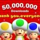 任天堂とDeNAの『スーパーマリオラン』、わずか1週間で全世界5000万DL達成! キノピオラリーの「ラリーチケット」を10枚プレゼント