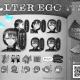 カラメルカラム、自分探しタップゲーム『ALTER EGO』のLINEクリエイターズスタンプを1月22日より販売開始