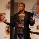 【発表会】『戦国炎舞 -KIZNA-』、オカダ・カズチカ選手が甲冑姿で「カネの雨が降るぞ」と吠えた大型プロモーション発表イベントをレポート