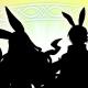 """任天堂、『ファイアーエムブレム ヒーローズ』で30日実装予定の""""特別な衣装""""を身にまとった英雄のシルエットを公開"""