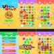 グッドラックスリー、新作パズルゲーム『ぴえんしか勝たん』をリリース