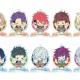 コトブキヤ、イケメン役者育成ゲーム『A3!』の劇団員たちのアクリルスタンド「トレーディングアクリルスタンド A3! 第2幕」を2018年9月に発売