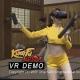 ヌンチャクを使って無双するカンフーアクション『Kung Fu All-Star VR』が間もなくリリース