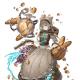 『シノアリス』で「ステップアップガチャ ドロシー工房/虚妄の撒き餌」が開始 新ジョブ「グレーテル/全自動パンちぎりマシン」が登場!