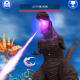 """ドワンゴ、新作スマホゲーム『テクテクテクテク』をリリース…位置情報をもとに周辺を塗りファンタジー化していく""""一生歩けるRPG"""""""