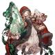 ポケラボとスクエニ、『シノアリス』で赤ずきん(CV:立花 理香)の新ジョブ「赤ずきん/怠熊のミンストレル」が登場する「怠惰な緋熊ガチャ」を開始!