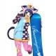 白馬観光開発、「SHOW BY ROCK!!」×つがいけ高原スキー場コラボを開催…稲川英⾥さんと五⼗嵐裕美さんがゲストのスキーツアーなど