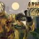 KEMCO、新作スマホ向けRPG『アームド&ゴーレム』を配信開始 荒野をさすらうバウンティゴーレムたちの物語