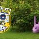 『ポケモンGO』で「Pokémon GO Fest 2019」開催を記念して「ニドラン♂」が本日17時から世界中で出現! 色違いの「ニドラン♂」も登場