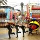 バンナム、「アソビモット project」の第4弾「パックマン人力車 大阪出張編」を3月25日・26日に開催! 搭乗者は当日に抽選で決定!
