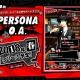 アニプレックス、「ペルソナ」シリーズ公式アプリ『PERSONA O.A.』の事前登録者数が5万人突破! 1000ptのプレゼント決定、10万人突破で増量