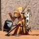 コスパ、『Fate/Grand Order』より「アーチャー/ギルガメッシュに財宝を捧げるアクセサリースタンド」を5月下旬に発売