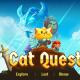 アールシェア、『ネコだらけのオープンワールド★キャットクエスト』をauスマートパスでリリース