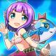 フィールズ、『人魚姫マーメの冒険』の事前登録を開始 事前登録件数に応じて『アニマル×モンスター』で魔法玉などの豪華アイテムをプレゼント