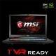 持ち運び「VR」シリーズにMSIのノートPCがラインアップ GTX1060やGTX1080搭載機など