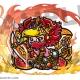 ガンホー、『パズル&ドラゴンズ』で「ビックリマン」とのコラボ企画を復活開催! 1月下旬には「パズドラマンチョコ」が東日本先行で発売へ
