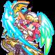 セガゲームス、『ぷよぷよ!!クエスト』で「天騎士ガチャ」を実施 キャラクター「エミリア」が期間限定で登場!