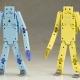 コトブキヤ、『フレームアームズ・ガール 充電くん STYLET & BASELARD Ver.』のプラキットを2018年4月に発売