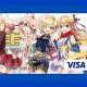 コロプラ、『白猫プロジェクト』と三井住友カードがコラボしたクレジットカード「白猫プロジェクトVISAカード」の会員募集が開始に