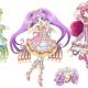 【速報】『アイドルタイムプリパラ』新情報…「そらみ♡スマイル」と「ドレッシングパフェ」の新ビジュアルが解禁!