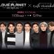 allfuzとサイバード、『LOVE PLANET ~EXO with you~』が「渋谷カフェ マンドゥーカ」とコラボ 「ラブプラCAFE」を11月30日よりオープン