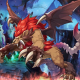 任天堂とCygames、『ドラガリアロスト』でヴォイド討伐戦にキャラ追加!! 討伐で新武器のクラフトも可能に