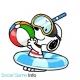 ビーライン、『スヌーピー ドロップス』で期間限定イベント「ハワイアンラリー」を開催 「スヌーピー(水着)」がもらえる!