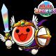 バンダイナムコ、新作アプリ『太鼓の達人 RPGだドン!』iOS版の事前登録を開始。新感覚の太鼓アクションバトルで迫り来る敵を倒すドン!
