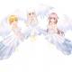 DMM GAMES、『絢爛乙女ガールズストライカー』『天衣創聖ストライクガールズ』でクリスマス専用SSR天衣が入手できる復刻降臨クエストを開催