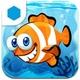 アルティ、お魚育成ゲーム『マリンZoo』をスマートフォン版「GREE」でリリース