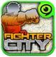 ゲームヴィル、位置情報を使ったiPhone用ソーシャルゲーム『FighterCity』をリリース