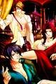gu、女性向け恋愛ゲーム『闇迷宮~落札する王子たち~』をFP版GREEでリリース