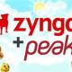 Zynga、『トゥーンブラスト』などを手掛けるトルコのモバイル・ゲーム企業のPeakを18億ドル(約1936億円)で買収