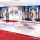 バンナム、『デレステ』が新宿駅「メトロプロムナード」をジャック!? リリース1周年を記念した広告を9月12日より展開へ