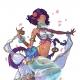 ゲームオン、『フィンガーナイツ』で『ワールドチェイン』との合同新規キャンペーンを開催 ★5「ナターシャ」やSSR「妲己」をプレゼント