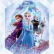 東京メトロ、ディズニー映画最新作「アナと雪の女王2」公開記念 東京メトロスタンプラリーを明日より開催!