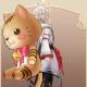 X-LEGEND、『Ash Tale-風の大陸-』で猫の背中を含む5種類のアバターが登場