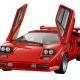 タカラトミー、1/43スケールのダイキャスト製ミニカー「トミカプレミアム R S Lamborghini Countach LP 500S」を11月17日より発売