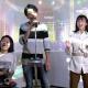 業務用カラオケのドクエン、カラオケとリズムゲームが融合した「ゲームカラオケ」を開発! カラオケまねきねこなんばHIPS店で実験サービスを実施中!