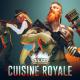 EXNOA、キッチン用品を装備して戦うバトルロイヤルゲーム『Cuisine Royale』のPC版をリリース!