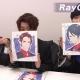 セガゲームス、『Readyyy!』プロジェクトにてキャストサイン入り描き下ろし色紙(えびら画)プレゼントCP第4弾「RayGlanZ」編を開始!