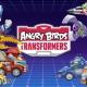 Rovioの新作『Angry Birds Transformers』が米国App Store売上ランキングでTOP50入り