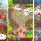 悠紀エンタープライズ、感覚型リアルタイムバトルSRPG+パズル『ナイツ オブ ショット』のiOS版を配信開始…兵士を飛ばして繋がれば戦闘開始!