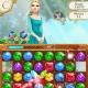 ディズニー、新作アプリ『シンデレラ Free Fall』を配信開始! 輝く宝石を繋げて消していくマッチングパズルゲーム