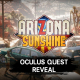 Vertigo Games、『Arizona Sunshine』のOculus Quest版を2019年にリリース!!