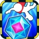 コロプラ、フォーリングアクションゲーム『空中おたからゲッター!』Androidアプリ版をリリース